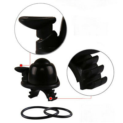 Loud Horn 360 Rotation Folding MTB Road Bike Bicycle Warning Bell Hot Sale UK