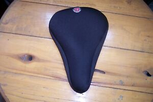 Astounding Details About Schwinn Quality Black Gel Padded Bike Seat Cover Very Nice Ncnpc Chair Design For Home Ncnpcorg