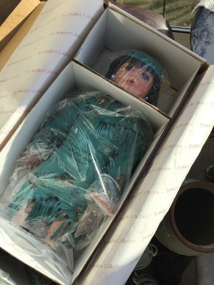 Shelly simon-hamilton simon-hamilton simon-hamilton collection doll  meadowlark  boxed with papers 49d254