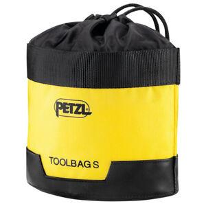 Petzl-TOOLBAG-S-Werkzeugtasche-Tasche-Klettergurt-Sitzgurt-Haltegurt-Klettern