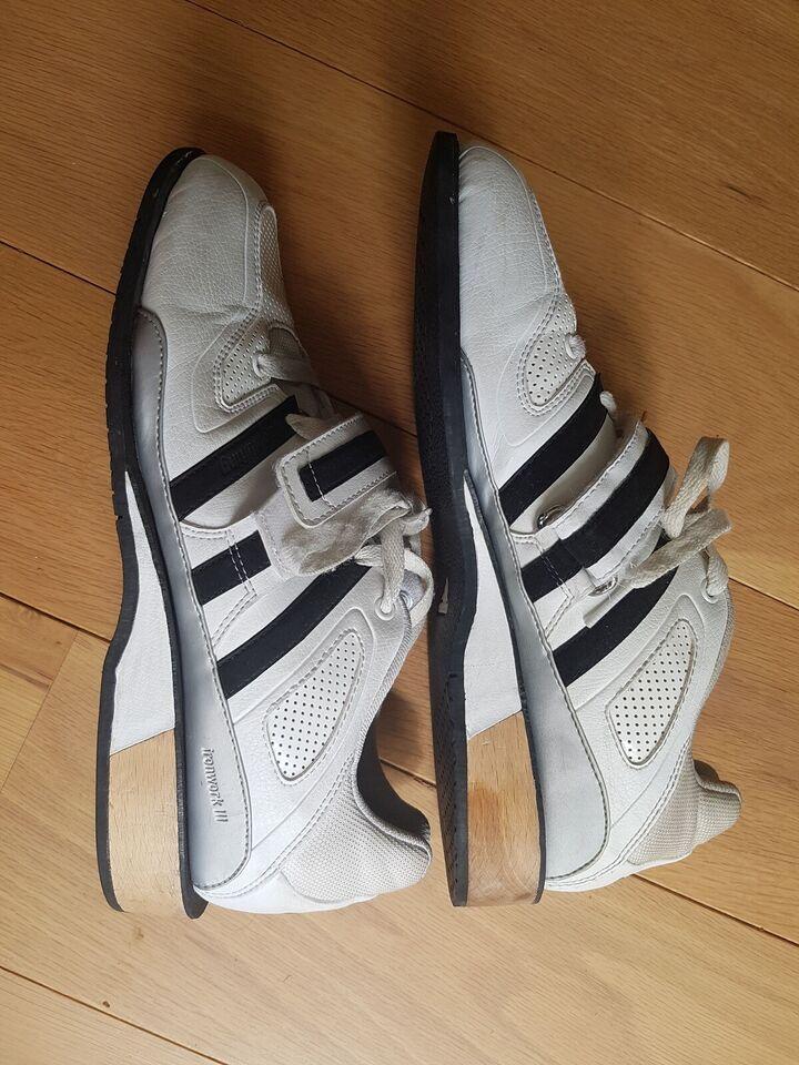 Fitnesssko, Vægtløftersko Adidas