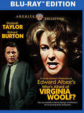 Whos Afraid of Virginia Woolf (Blu-ray Disc, 2016)
