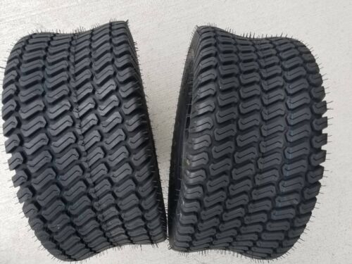 2-20x10.00-10 6 Ply BKT LG 306 Master Lawn Mower Tires 20x10-10 20x10.0-10