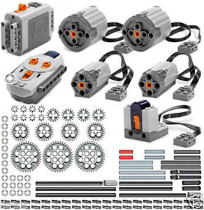Image Is Loading Lego Functions Pro Technic Motor Gear Pin