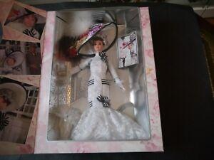 Poupée Barbie Eliza Doolittle In My Fair Lady Chapeau Ref 15497 Boite 1996