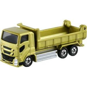 Takara-Tomy-Tomica-101-No-101-Isuzu-Giga-Dump-Truck