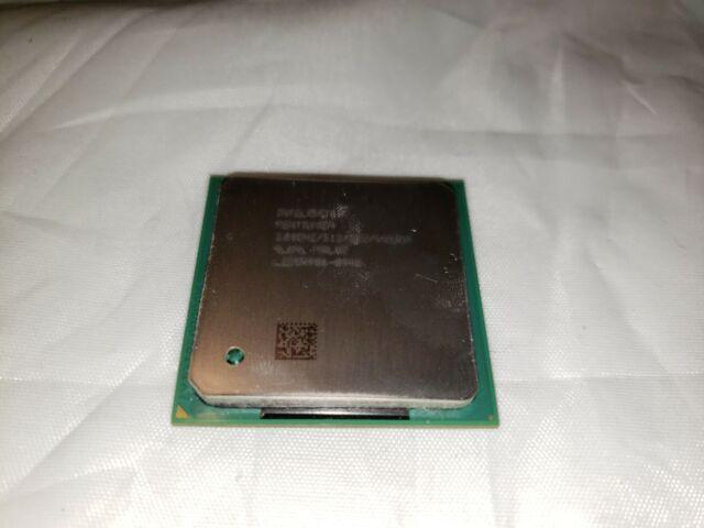 Intel Pentium 4 3.4 GHz SL793 3.40GHZ//512//800 socket478 Processor