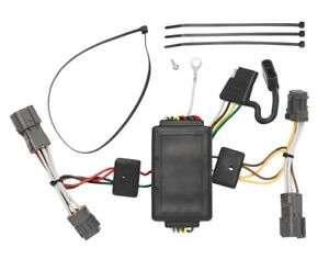 Details about Trailer Wiring Harness Kit For 07-12 KIA Rondo 10-18 on trailer plugs, trailer mounting brackets, trailer fuses, trailer hitch harness, trailer generator, trailer brakes,