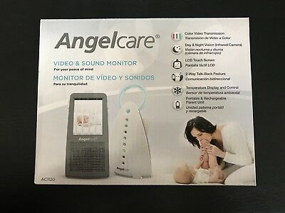 Genteel Angelcare Ac1120 Ample Supply And Prompt Delivery Baby Monitors