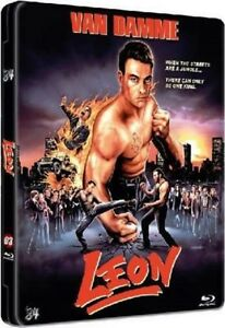 Steelbook-LEON-UNCUT-Metal-Collection-Jean-Claude-Van-Damme-Blu-ray-FuturePak