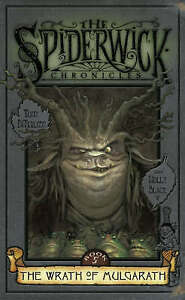 The-Wrath-of-Mulgarath-Spiderwick-Chronicles-Black-Holly-Very-Good-Book