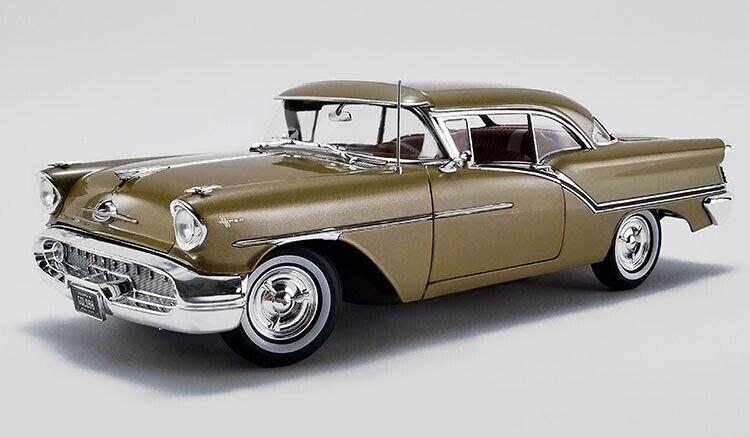 1957 Oldsmobile Super 88 oro Mist ACME 1 18 Diecast LE MIB