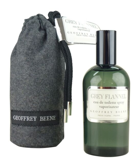 Geoffrey Beene Grey Flannel Cologne for Men 120ml EDT Spray