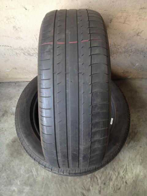 2 x Michelin Latitude Sport 235/55 R19 101W SOMMERREIFEN PNEU BANDEN PNEUMATICO