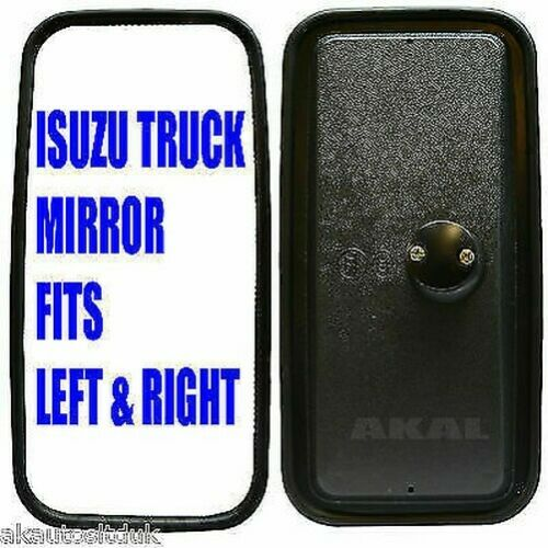ISUZU TRUCK MIRROR NKR NPR NON HEATED NQR NHR 2005 FITS LEFT /& RIGHT x1