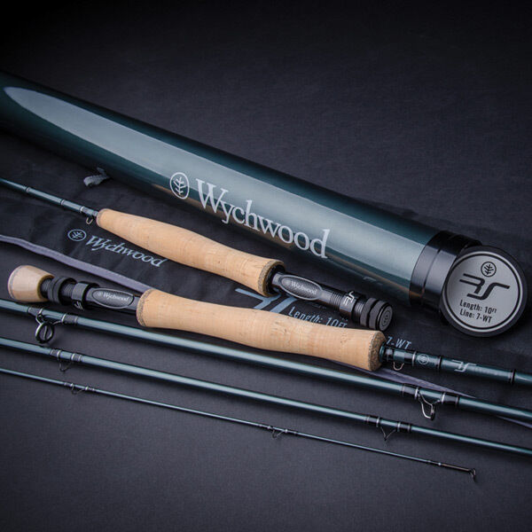 Wychwood Wychwood Wychwood NEW RS Fly Fishing Rods Various Models 4 Piece Cork Handle 24c180