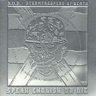 Speak English or Die [PA] by Stormtroopers of Death/S.O.D. (Stormtroopers of Death) (CD, Feb-2000, Megaforce)