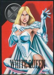 1996-Marvel-Vision-Trading-Card-49-White-Queen
