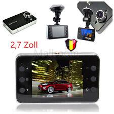 """2.7"""" Full HD 1080P DVR CCTV Dash Auto Kamera G-sensor Video KFZ Cam Recorder DE"""