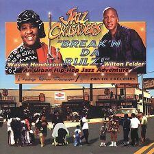 Break'n Da Rulz! by Jazz Crusaders Cassette (Brand New, Factory Sealed)