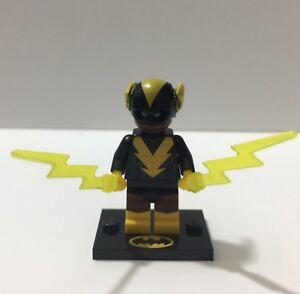 Black Vulcan Minifigure 20 The Lego Batman Movie Series 2 - 71020