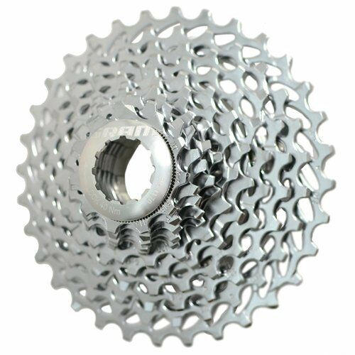 SRAM Force 22 PowerGlide PG-1170 Cassette 11-32T, 11 velocidades