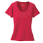 CABELAS-Womens-Glendo-Embellished-S-S-Knit-T-SHIRT-Green-or-Red-Medium-M-NWT thumbnail 3