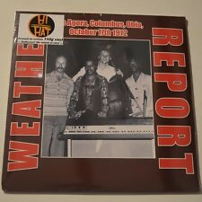 WEATHER REPORT - THE AGORA, COLUMBUS 1972 - 2015 2LP LTD EDITION