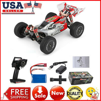 Wltoys XKS 144001 Rc Car 1//14 High Speed 60km//H 2.4G Truck Toy For Children USA