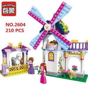 ENLIGHTEN 587 pcs Kids Toys Building Blocks Girls DIY Puzzle GIFT 2610