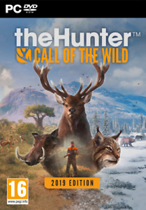 The Hunter Call of the Wild 2019 Edition PC Neuf sous blister
