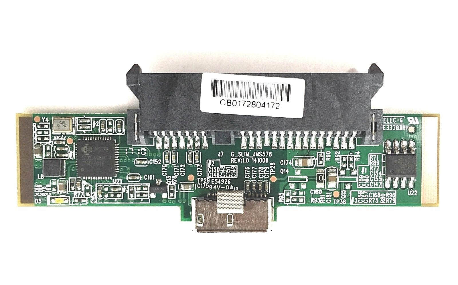 G-DRIVE Enclosure PCB G/_SLIM/_JMS578 Adapter Thunderbolt USB3 USB-C Cable