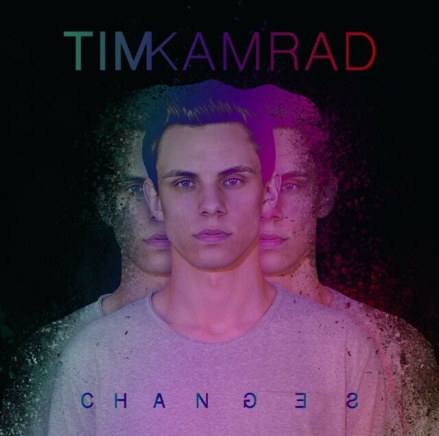 TIM KAMRAD - CHANGES   CD NEW!