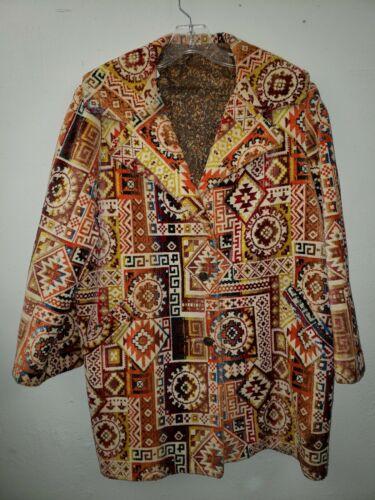 Women's Vintage Tregos Westwear 3 Button  Jacket S