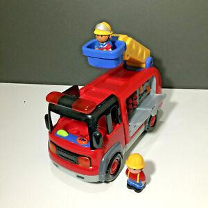 Elc-Happyland-grandi-RED-FIRE-ENGINE-CON-LUCI-SUONI-2-cifre