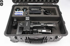 Sony PXW-X160 - 180 Peli1560 Case inkl. Inlay;Trolley;Schaumstoff-Einlage;
