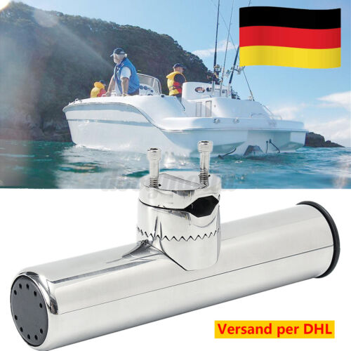Boot Rutenauflagen Bootsrutenhalter Angelrutenhalter Edelstahl Fischerboot Ständ