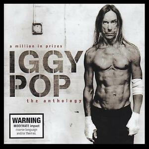 IGGY-POP-2-CD-A-MILLION-IN-PRIZES-THE-ANTHOLOGY-STOOGES-HITS-BEST-NEW