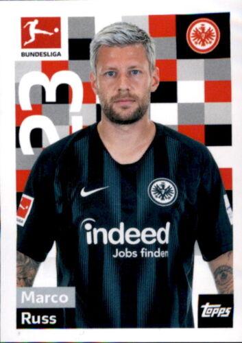 TOPPS Bundesliga 2018//2019 Sticker 83 Marco Russ
