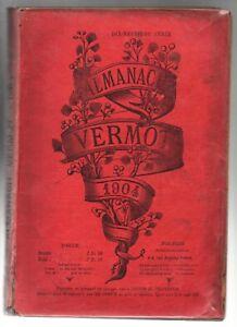 ALMANACH-VERMOT-1904-Bel-etat-complet-422-pages