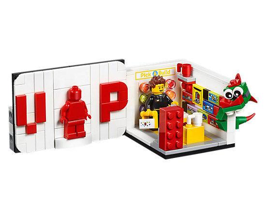 Lego Lego Lego 40178 VIP Miniature Store neuf 3569fc