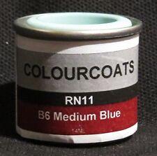Colourcotes B6 Medium Blue (RN11)