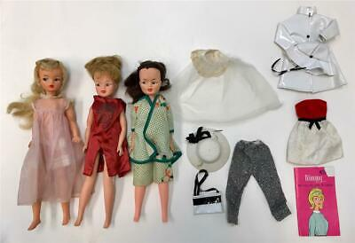 """1960/'s Ideal Toys /""""Tammy/"""" Doll Booklet /""""The Doll You Love to Dress/"""" with pricing"""