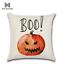 Halloween-Pumpkin-Cushion-Cover-Square-Pillow-Case-Thanksgiving-Day-Decor-U-pick miniature 26