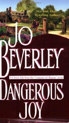 Dangerous Joy (Black Satin Romance),Jo Beverley