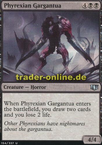 Phyrexianischer Gargantua Commander 2014 Magic 2x Phyrexian Gargantua