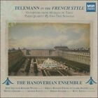 Telemann: In The French Style (CD, Sep-2011, MSR Classics)