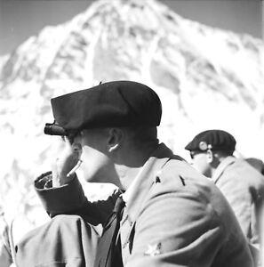 LANSLEBOURG-c-1938-Chasseur-Alpin-Lt-Marechal-Jumelles-Negatif-6-x-6-ARA-166