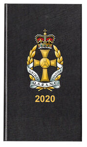 Queen-Alexandra-039-s-Royal-Army-Nursing-Corps-QARANC-2020-Diary-pocket