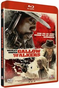 GALLOW-WALKERS-WESLEY-SNIPES-BLU-RAY-NEUF-SOUS-CELLOPHANE